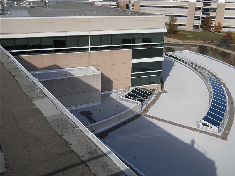 Commercial Industrial Wm Kramer Amp Son Inc Roofing