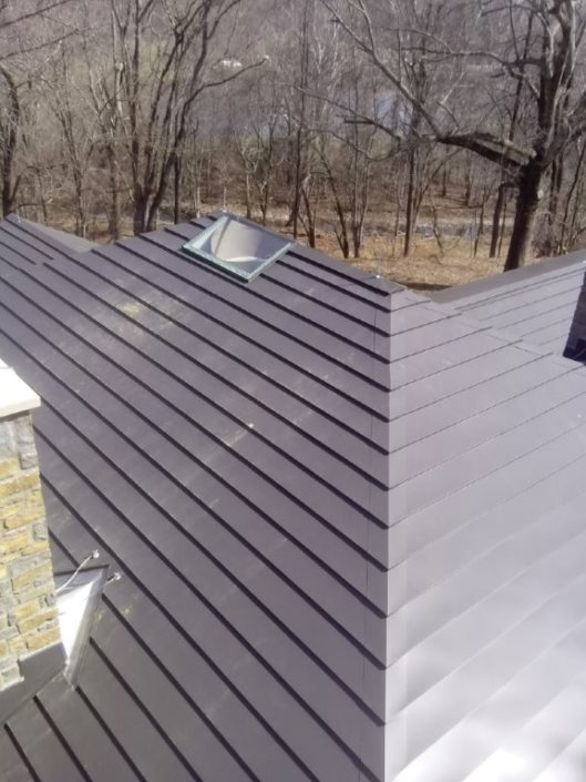 Metal Roof Wm Kramer Amp Son Inc Roofing